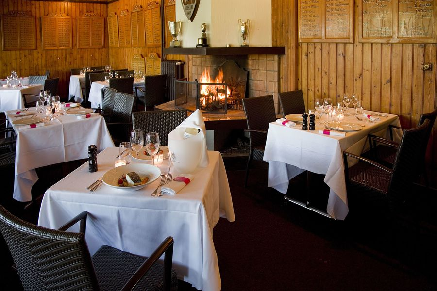 Najeti Golf Hôtel de Valescure **** Restaurant