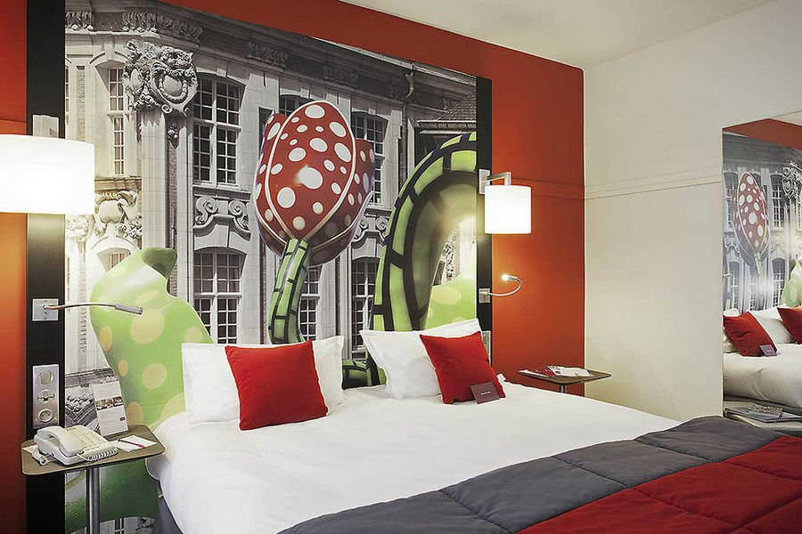 Mercure Lille Centre Centre Grand Place Hotel **** 1