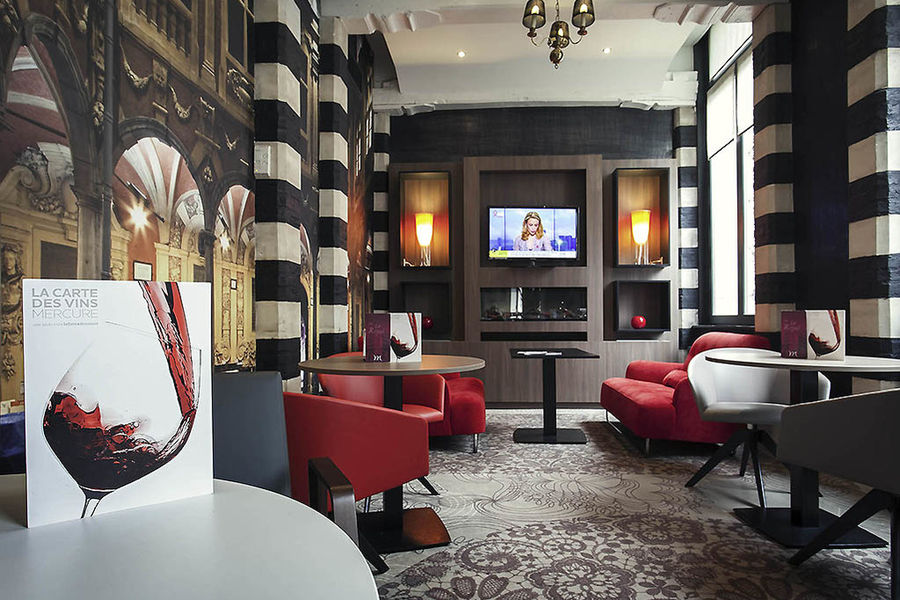 Mercure Lille Centre Centre Grand Place Hotel **** 2
