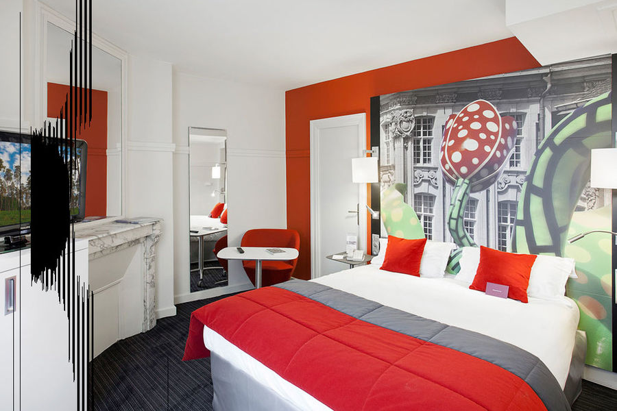 Mercure Lille Centre Centre Grand Place Hotel **** 4