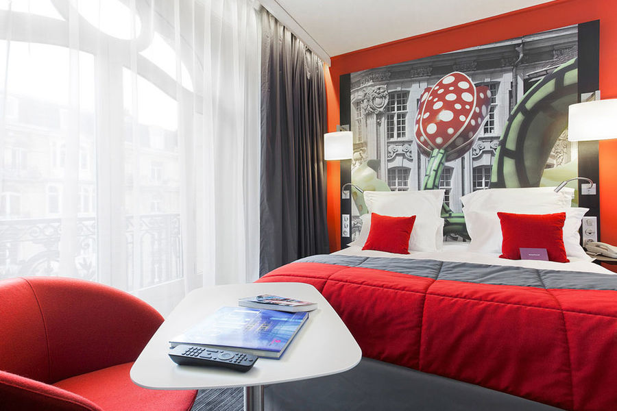 Mercure Lille Centre Centre Grand Place Hotel **** 5