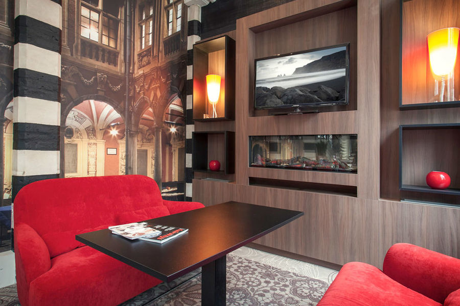 Mercure Lille Centre Centre Grand Place Hotel **** 12