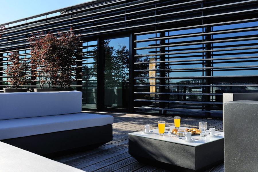Rooftop52 Terrasse