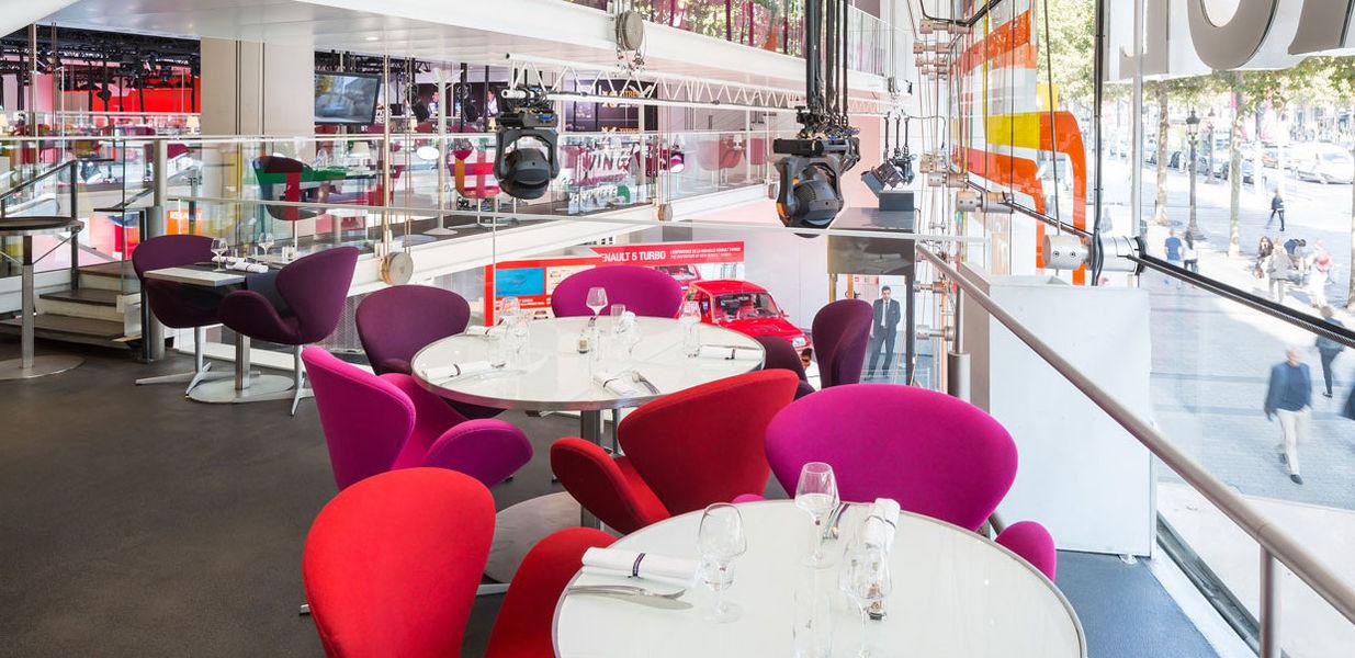 Atelier Renault Café Restaurant-Bar