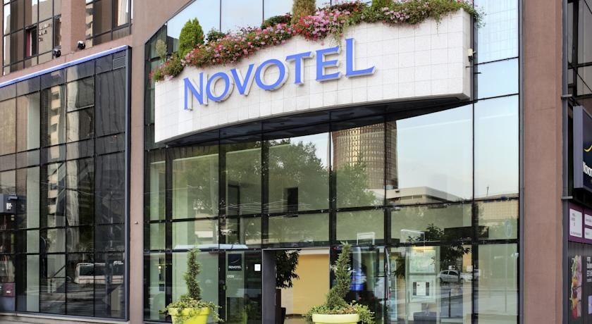 Novotel Lyon La Part Dieu **** 7