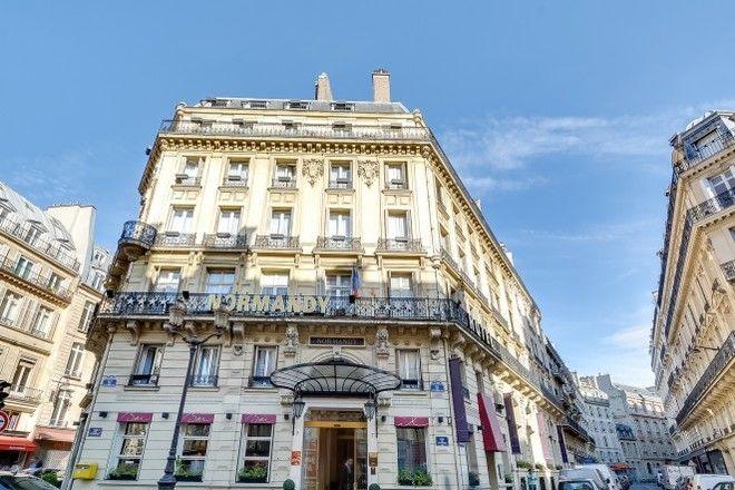 Normandy Hotel **** 2