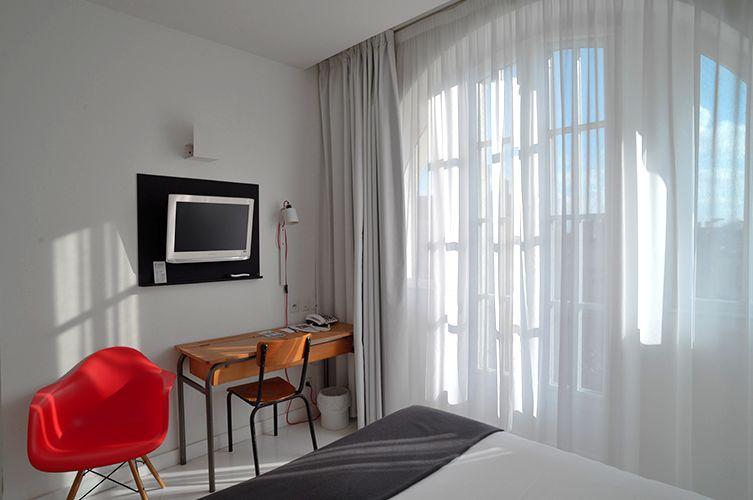 Collège Hôtel **** Chambre