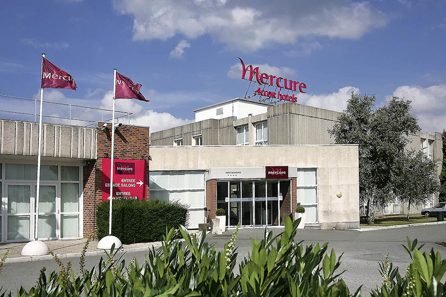 Mercure Lille Aéroport **** 5