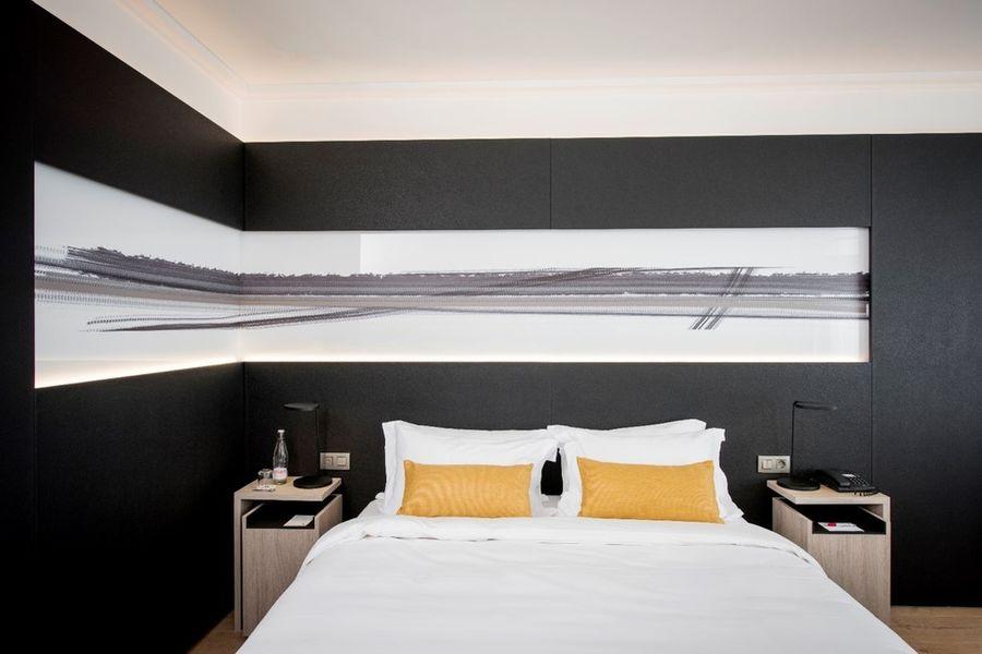 Hôtel Marriott Lyon Cité Internationale **** Chambre