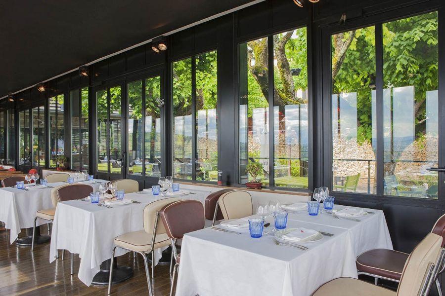 L'Ermitage **** Restaurant