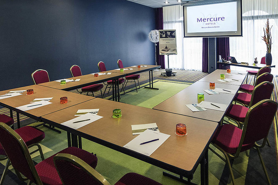 Mercure Beaune Centre **** 33
