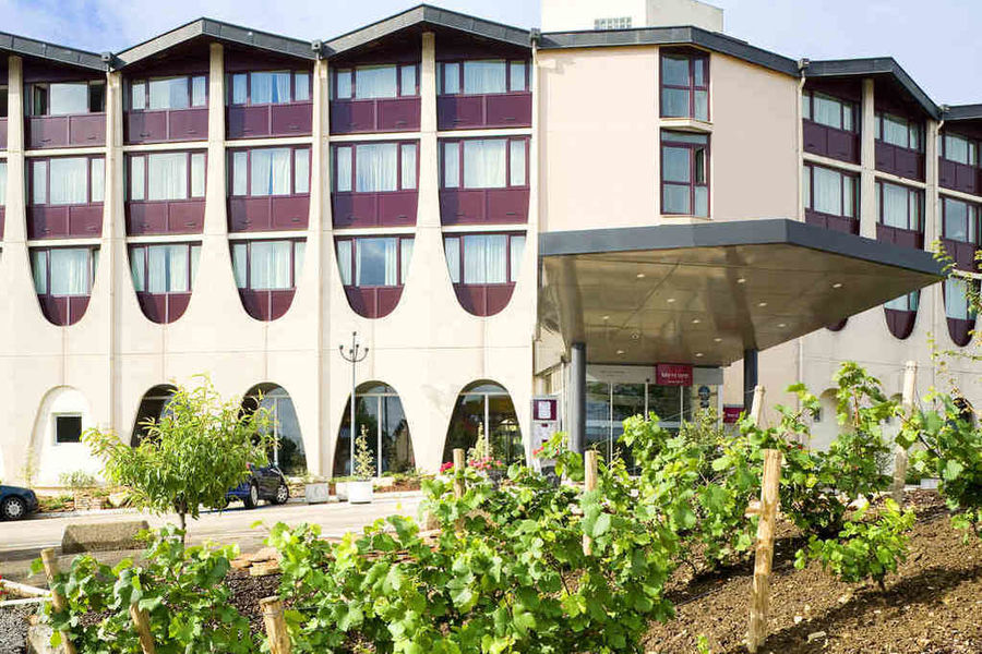 Mercure Beaune Centre **** 43