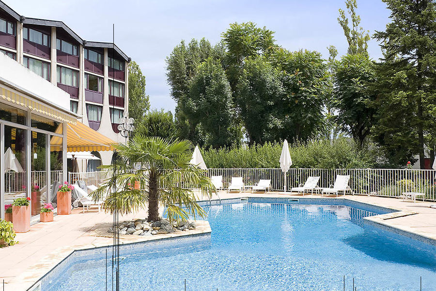Mercure Beaune Centre **** 44