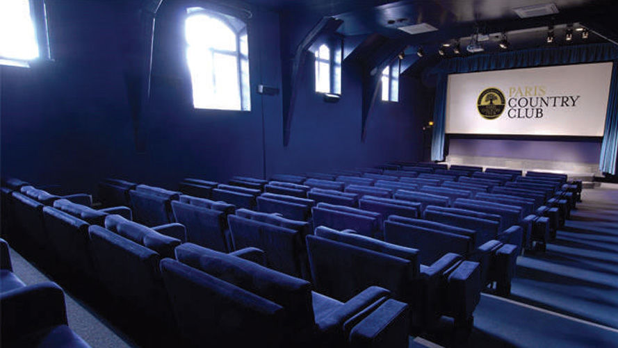 Le Manoir - Paris Country Club Cinéma