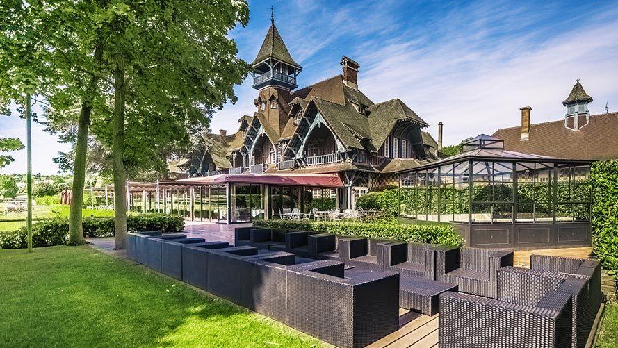 Le Manoir - Paris Country Club Extérieur