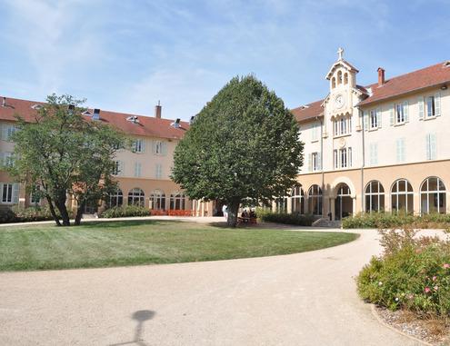 Salle séminaire  - Domaine Lyon Saint Joseph Hôtel ***