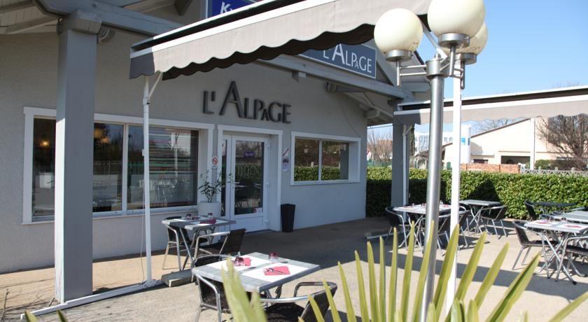 Kyriad Hotel Lyon Est Bron Eurexpo Le Cottage 2