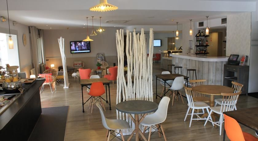 Kyriad Hotel Lyon Est Bron Eurexpo Le Cottage 10