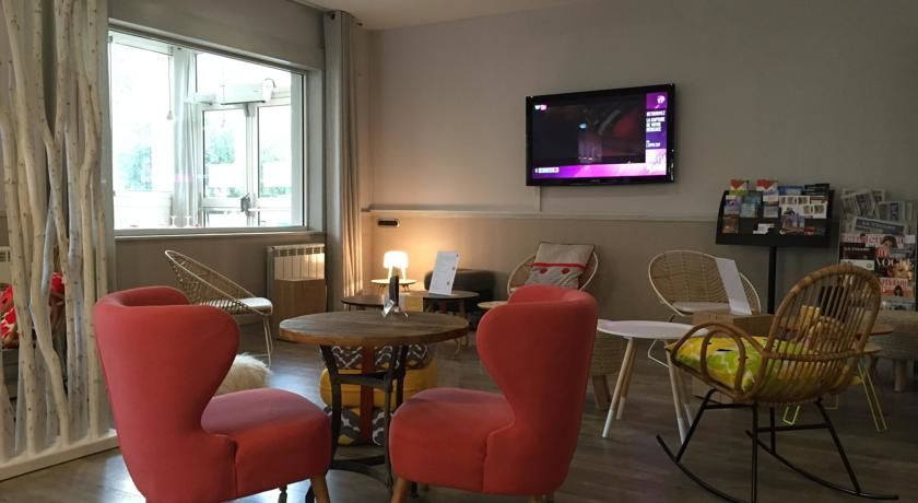 Kyriad Hotel Lyon Est Bron Eurexpo Le Cottage 31