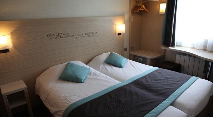 Kyriad Hotel Lyon Est Bron Eurexpo Le Cottage 36