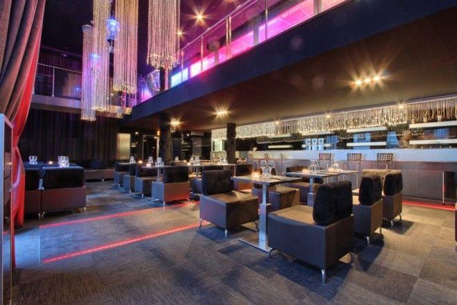 Kube Hotel - Ice Bar **** Restaurant