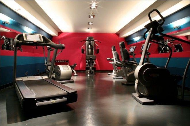 Kube Hotel - Ice Bar **** Salle de fitness