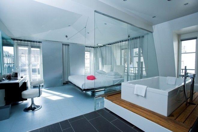 Kube Hotel - Ice Bar **** Chambre