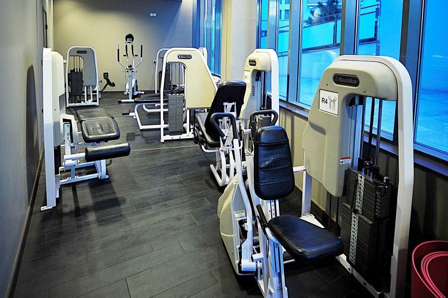 Résidence Ôtelia Lyon ** Salle de fitness