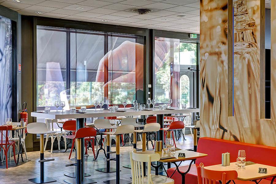 Hôtel Ibis Lyon Gerland Musée des Confluences *** Restaurant