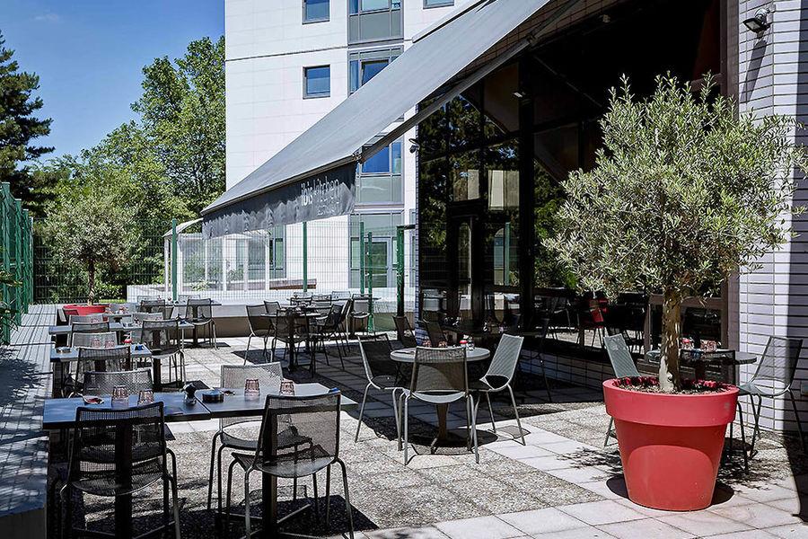 Hôtel Ibis Lyon Gerland Musée des Confluences *** Terrasse