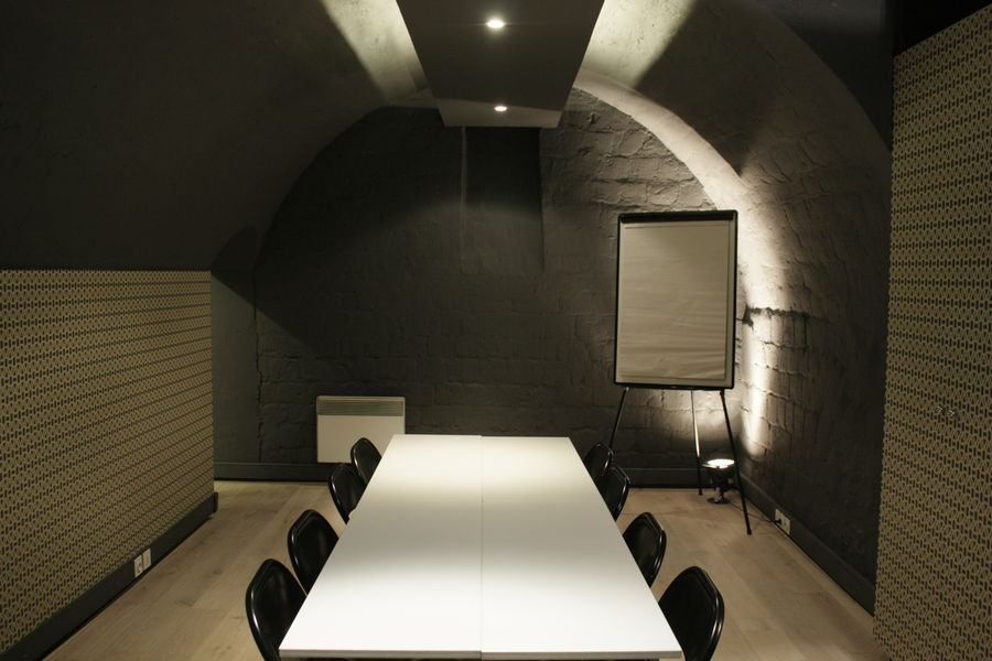 Atelier des Sens - Paris Haussmann Salle de réunion