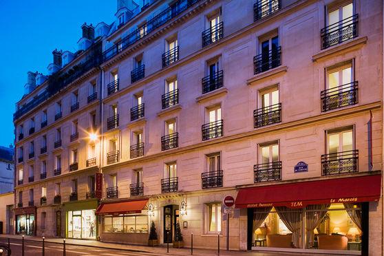 Salle séminaire  - Hôtel Turenne le Marais ***