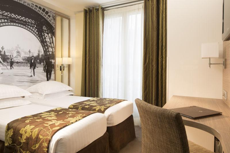 Hotel Turenne le Marais *** Chambre