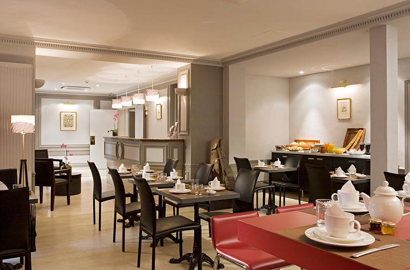Hotel Turenne le Marais *** Petit-déjeuner