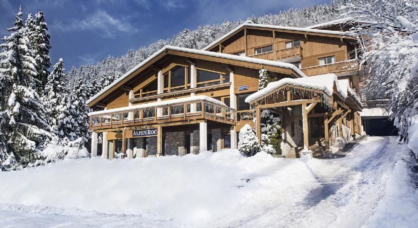 Hôtel Alpen Roc 2