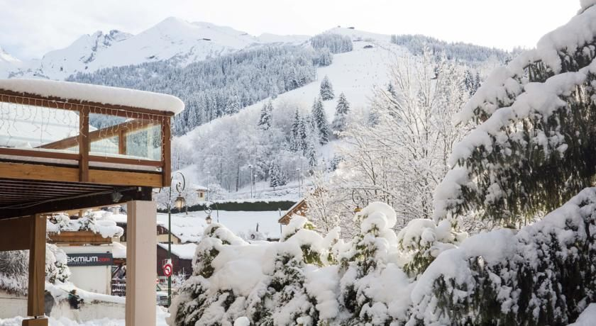 Hôtel Alpen Roc 3