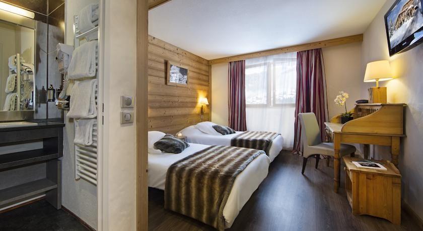 Hôtel Alpen Roc 12