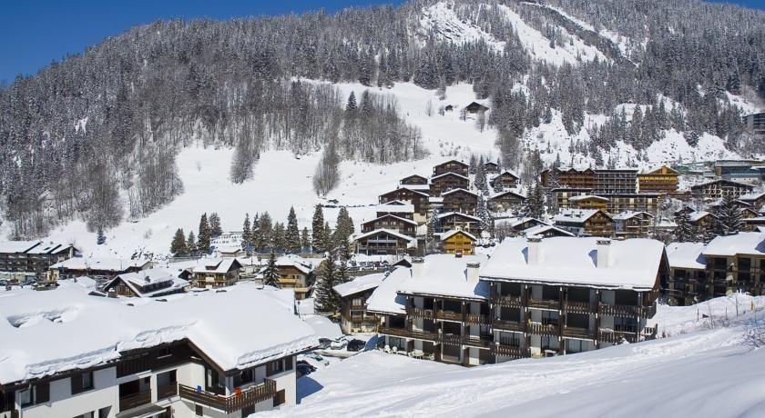 Hôtel Alpen Roc 14