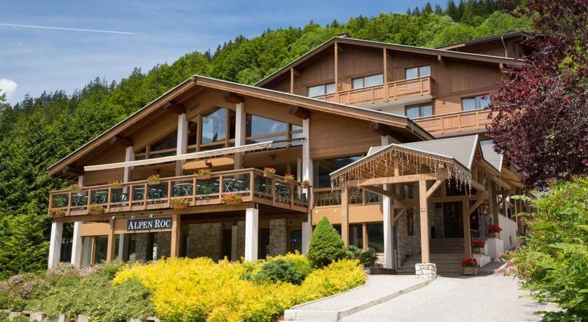 Hôtel Alpen Roc 17