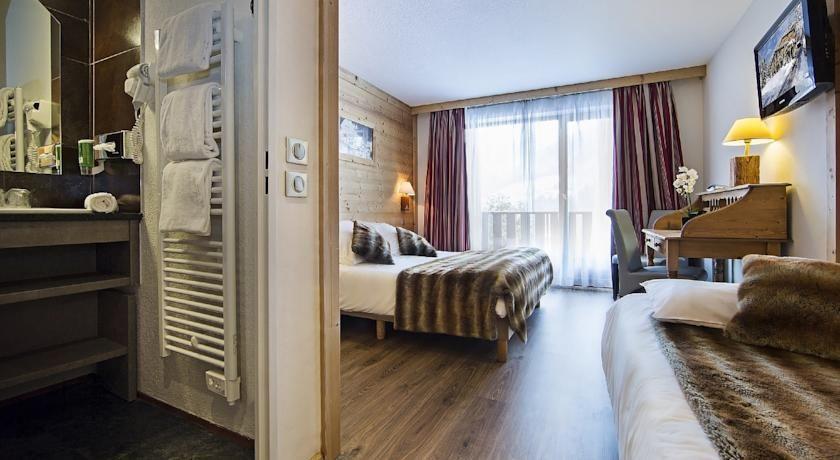 Hôtel Alpen Roc 18