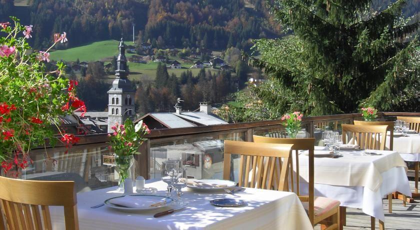 Hôtel Alpen Roc 22