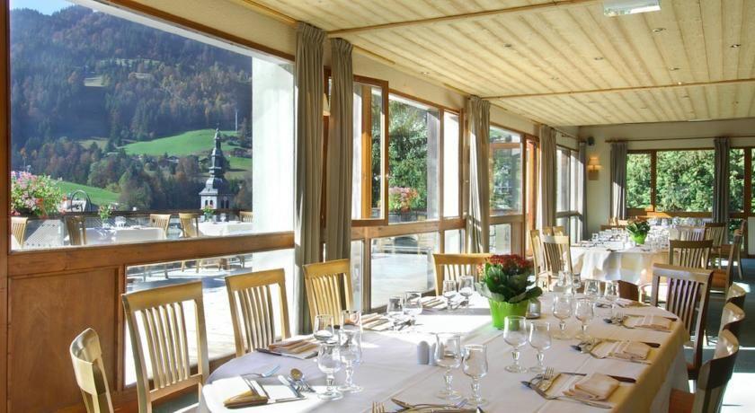 Hôtel Alpen Roc 25
