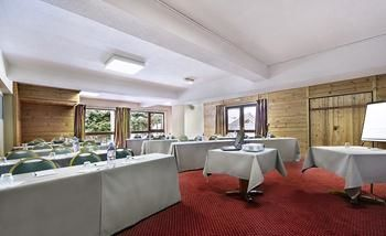 Hôtel Alpen Roc Salle de séminaire