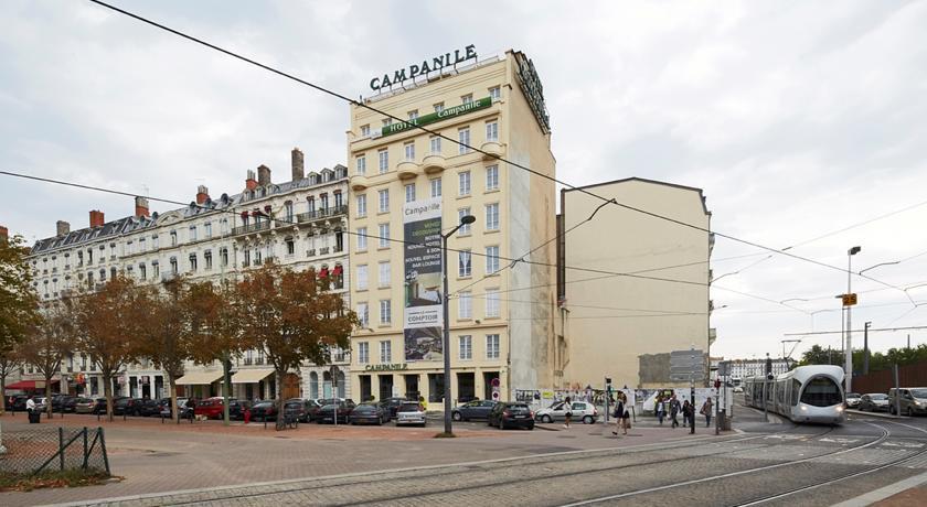 Campanile Lyon Centre Gare Perrache *** 8