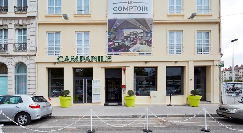 Campanile Lyon Centre Gare Perrache *** 12