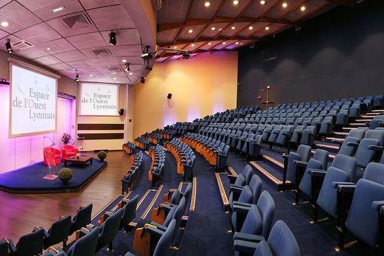 Salle séminaire  - Espace de l'Ouest Lyonnais