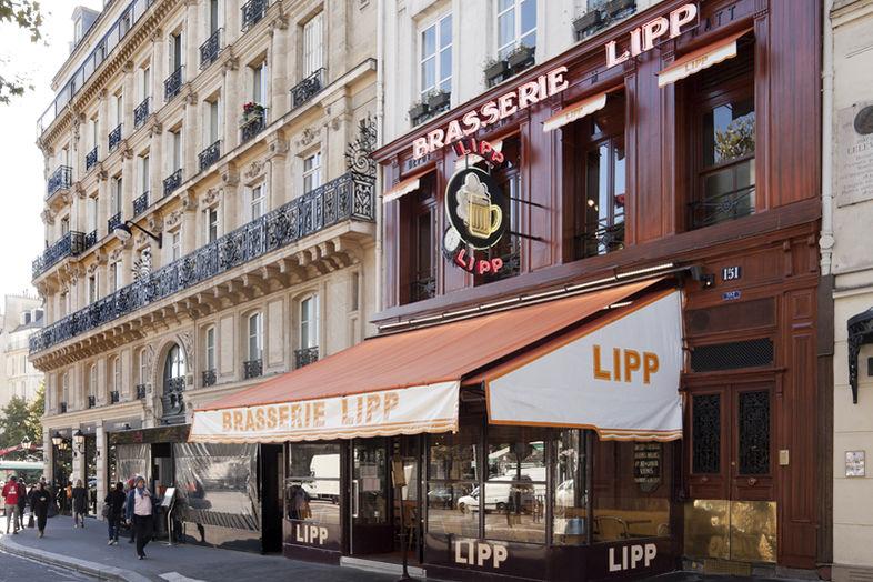 Brasserie Lipp 2