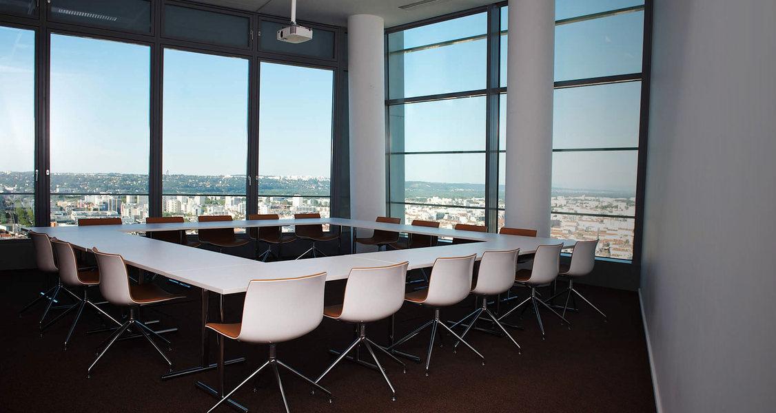 World Trade Center Lyon 1