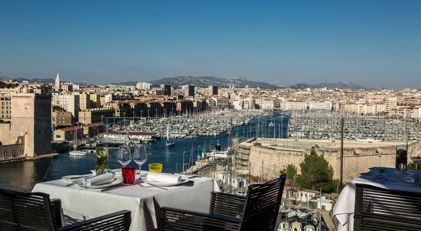 Sofitel Marseille le Vieux Port ***** 1
