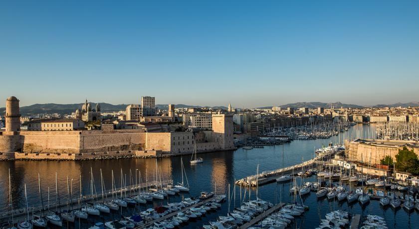 Sofitel Marseille le Vieux Port ***** 2